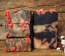 Load image into Gallery viewer, Peppermint Bark Soap