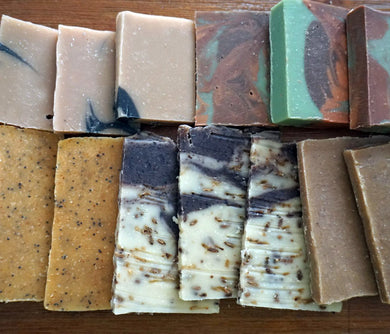 Trial Size Soaps