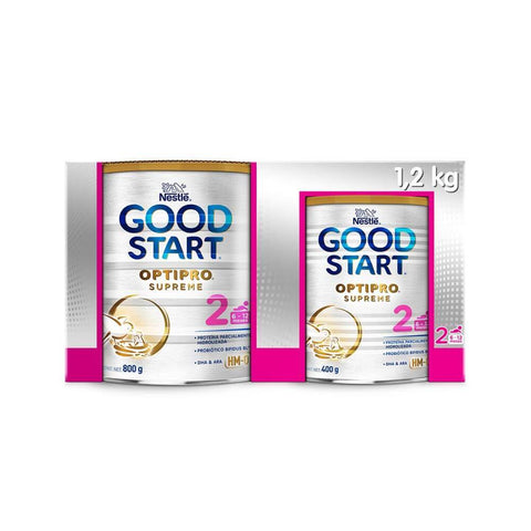 Fórmula para lactantes GOOD START 2 Optipro Supreme 1.2 kg