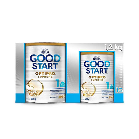 Fórmula para lactantes GOOD START 1 Optipro Supreme 1.2 kg