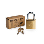 Brass Steel Luggage Lock Key