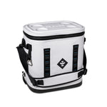 Light Grey Waterproof Leakproof Soft Insulated Cooler Backpack
