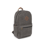 Ash Canvas Smell Proof Water Resistant Backpack Bag