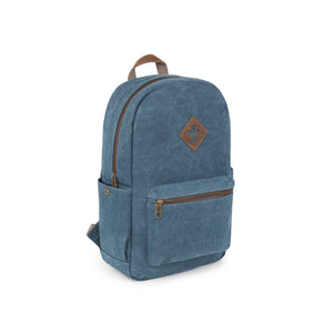Marine Canvas Smell Proof Water Resistant Backpack Bag