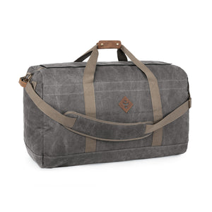 Ash Canvas Smell Proof Water Resistant Large Duffle Bag