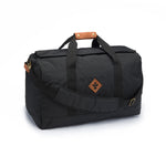 Black Nylon Smell Proof Water Resistant Medium Duffle