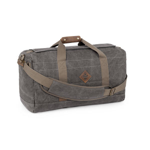 Ash Canvas Smell Proof Water Resistant Medium Duffle Bag