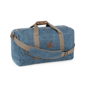 Marine Canvas Smell Proof Water Resistant Medium Duffle Bag