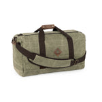 Sage Canvas Smell Proof Water Resistant Medium Duffle