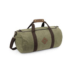 Sage Canvas Smell Proof Water Resistant Small Duffle Bag