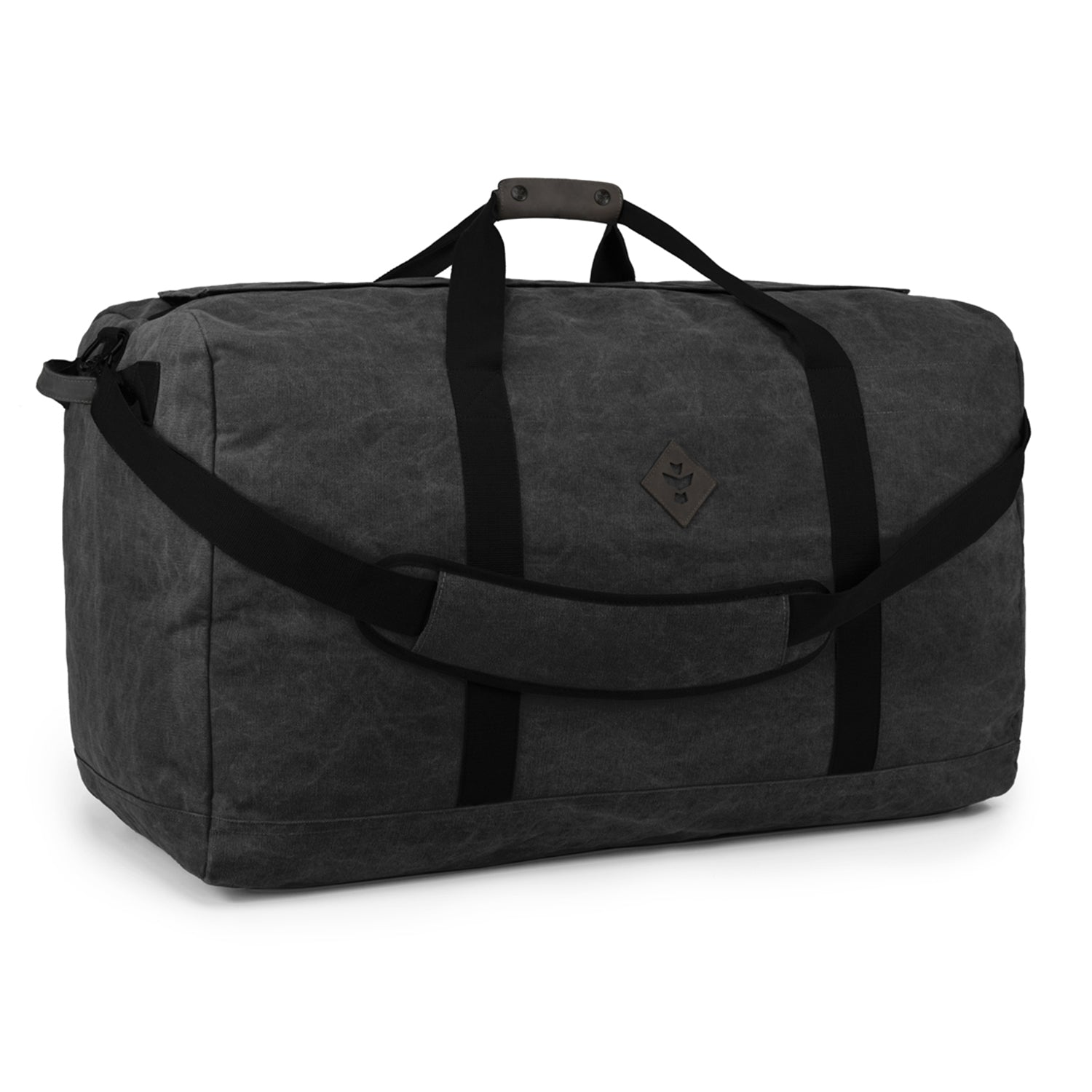 Smoke Canvas Smell Proof Water Resistant Extra Large Duffle Bag