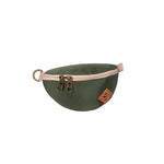 Green Nylon Smell Proof Water Resistant Fanny Pack