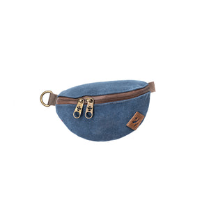 Marine Canvas Smell Proof Water Resistant Fanny Pack