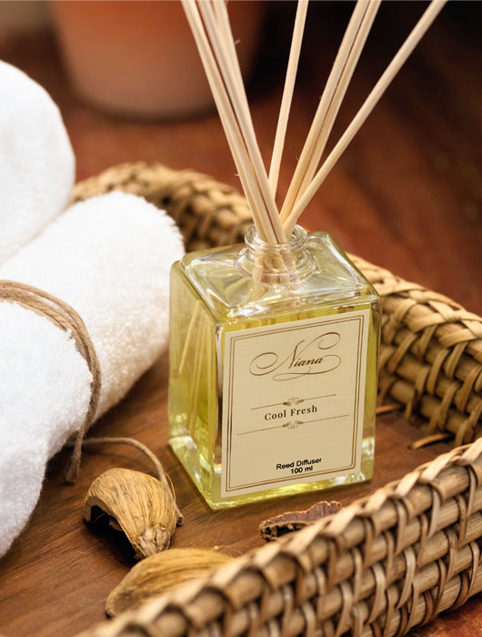 Cool Fresh Reed Diffuser - Niana