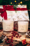 Holiday Candle Duo - Balsam Cedar & Driftwood