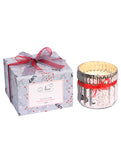 Enchanted Forest Silver Candle - Niana