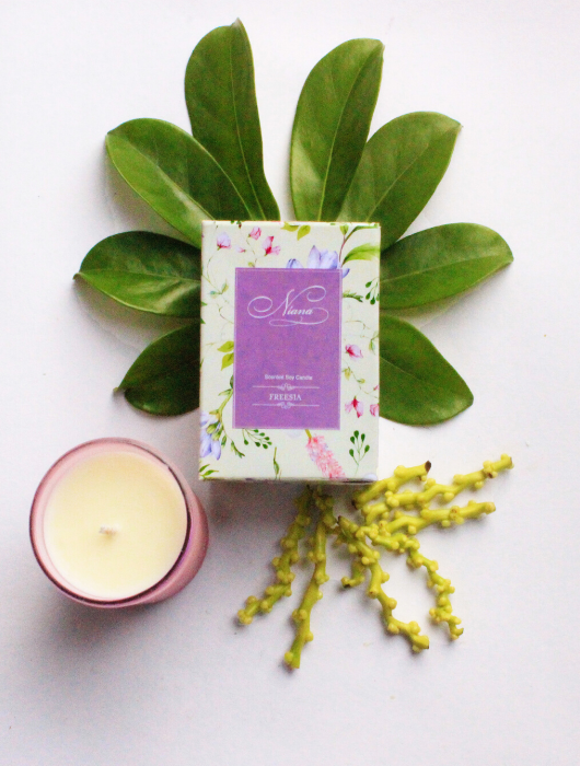 Freesia Candle - Niana