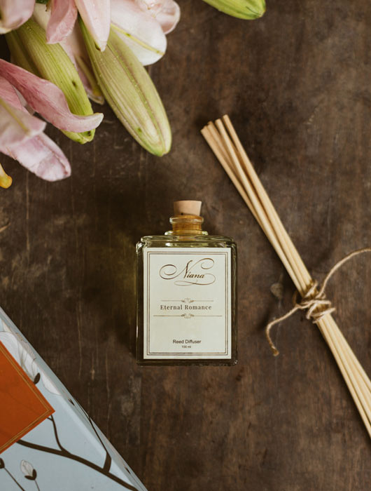 Eternal Romance Reed Diffuser - Niana