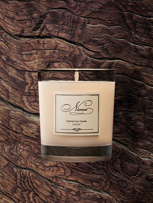 Signature Candle Duo - Oudh & Vanilla