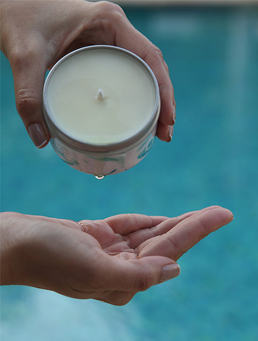 Replenish Body Massage Candle - Niana