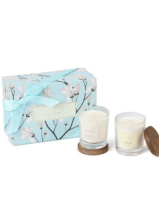 Signature Candle Duo - Eternal Romance & Bamboo Grove