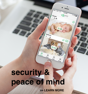 Security & Peace of Mind