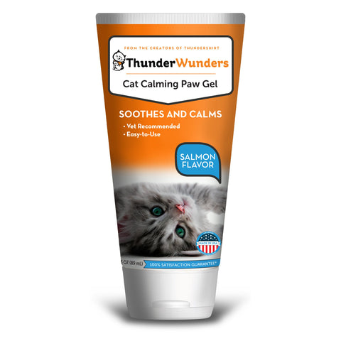 Thunder Wunders Cat Calming Paw Gel