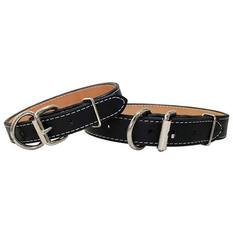 Auburn GI Collar - Leather