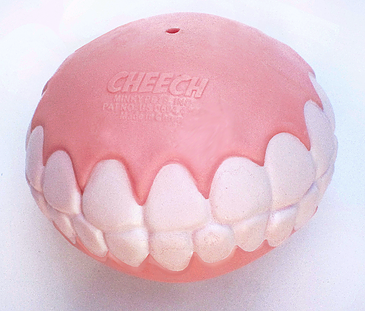 Cheech Fetch Ball