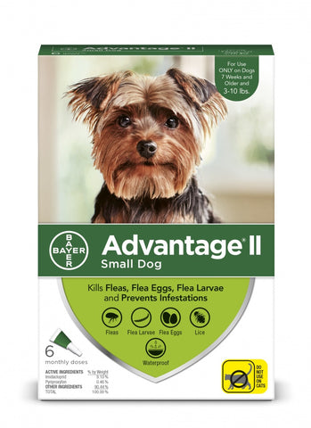Bayer Advantage II Small Dog
