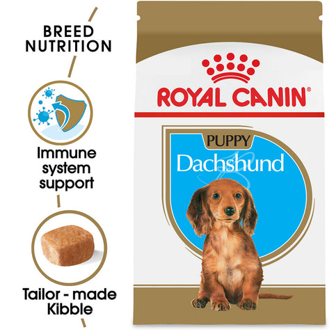 Royal Canin Breed Health Nutrition Dachshund Puppy Dry Dog Food