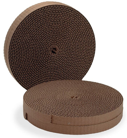 Bergan Turbo Scratcher Replacement Pads