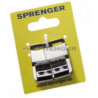 Herm Sprenger Extra Neck Tech Links - Stainless Steel