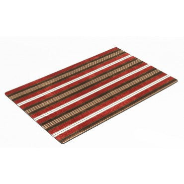Floor Carpet Runner - Stripe Microvelvet