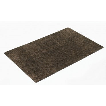Floor Carpet Runner - Chocolate Bones Microvelvet