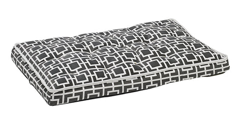 Courtyard Grey Crate Mattress