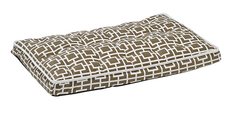Courtyard Taupe Crate Mattress