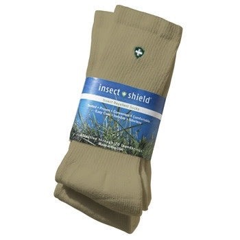Insect Shield Crew Socks