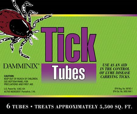 Damminix<sup>®</sup> Tick Tubes<sup>®</sup>