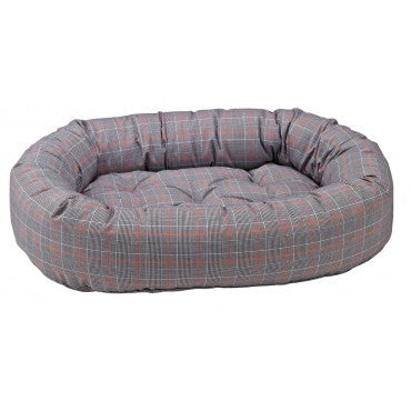Donut Bed Polo - Plaid