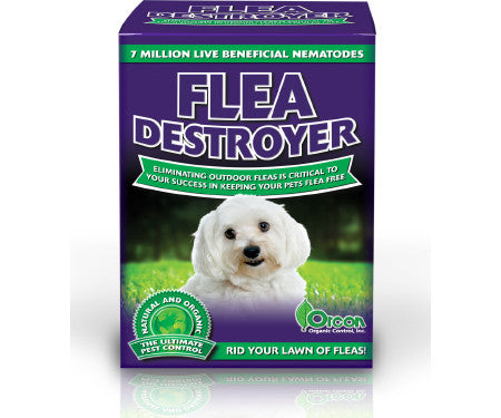 Flea Destroyer<sup>®</sup> Natural & Organic - Pint