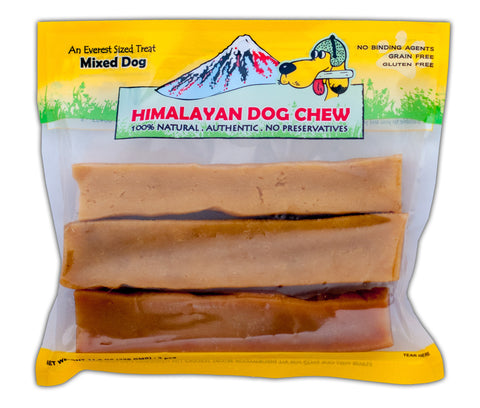 Himalayan Dog Chew - For Dogs Under 65 lbs