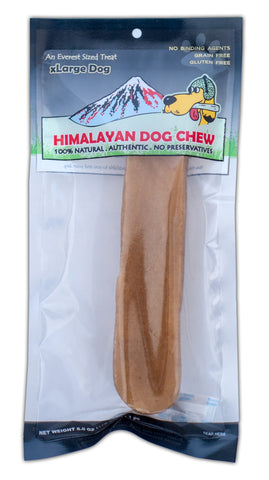 Himalayan Dog Chew - Larger Dogs Under 70 lbs
