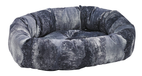 Donut Bed Nightfall Microvelvet