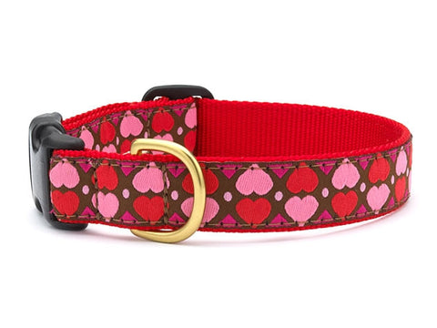 Copy of All Hearts Dog Collar