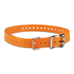 Remote Trainer Replacement Strap, Standard Buckle - Orange