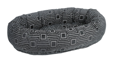 Donut Bed Twilight Microvelvet