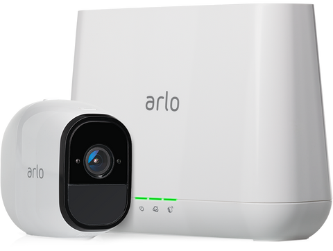 Arlo Pro Wireless Security System with 1 Camera - Indoor/Outdoor