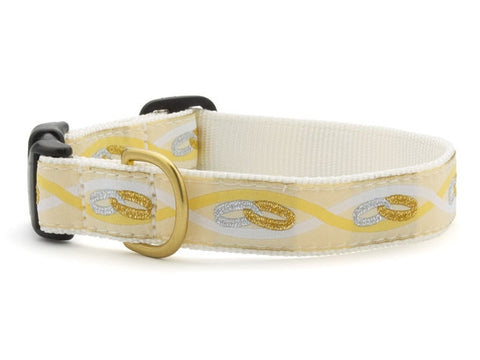 Eternity Wedding Dog Collar