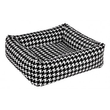 Dutchie Bed - Ascot Check Microvelvet